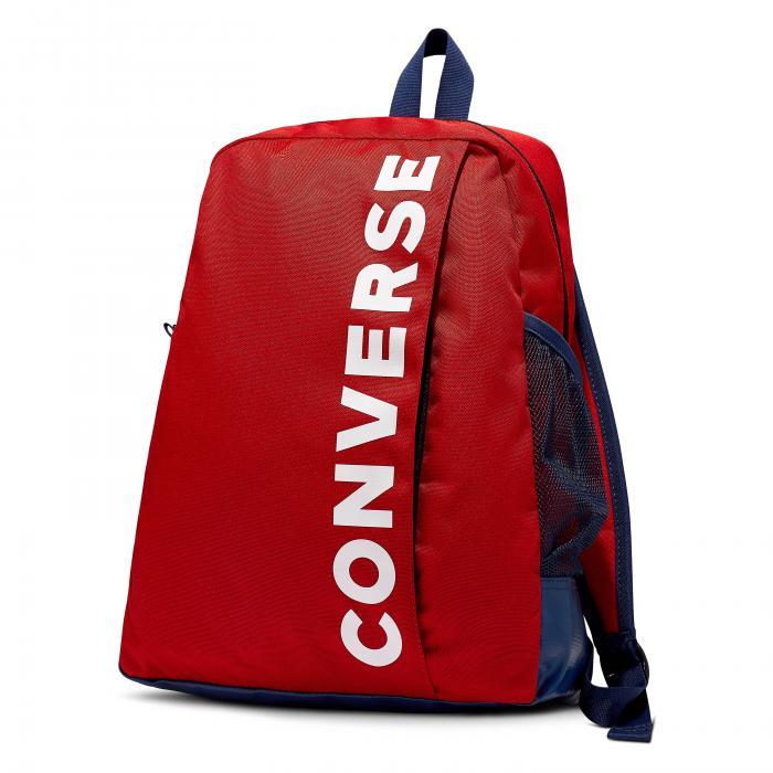 Batoh Converse SPEED 2 BACKPACK ENAMEL RED