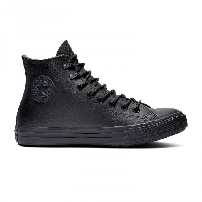 Boty Converse CHUCK TAYLOR ALL STAR WINTER FIRST STEPS BLACK/BLACK/BLACK