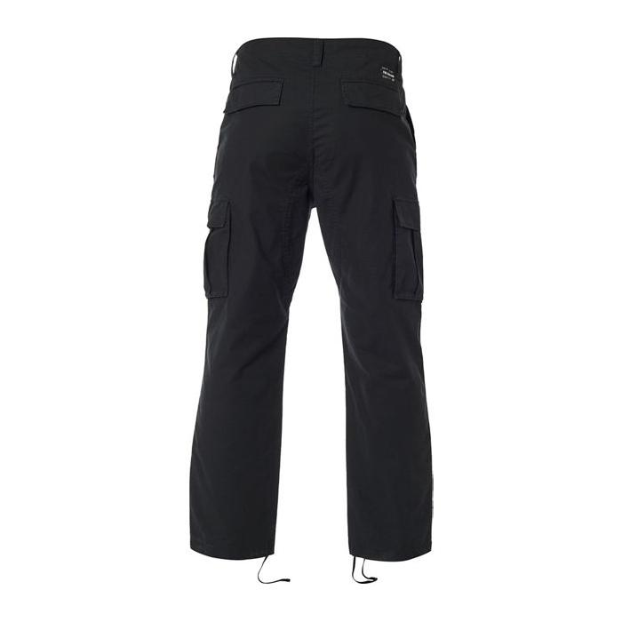 Kalhoty Fox Recon Stretch Cargo Pant Black