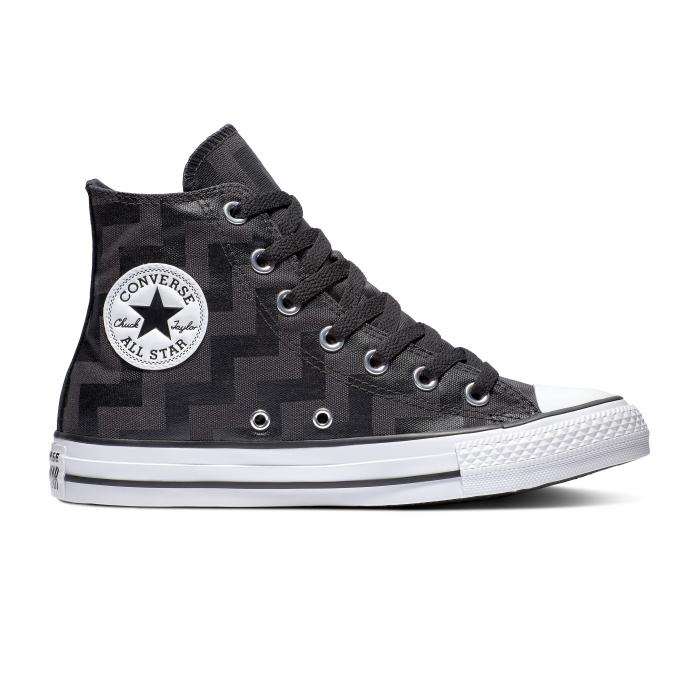 Boty Converse CHUCK TAYLOR ALL STAR GLAM DUNK BLACK/ALMOST BLACK/WHITE