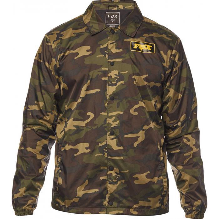 Bunda Fox Lad Camo Jacket Camo