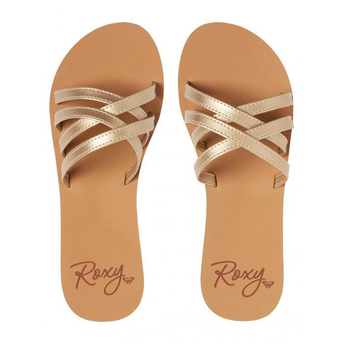 Sandály Roxy ABBIE BRONZE