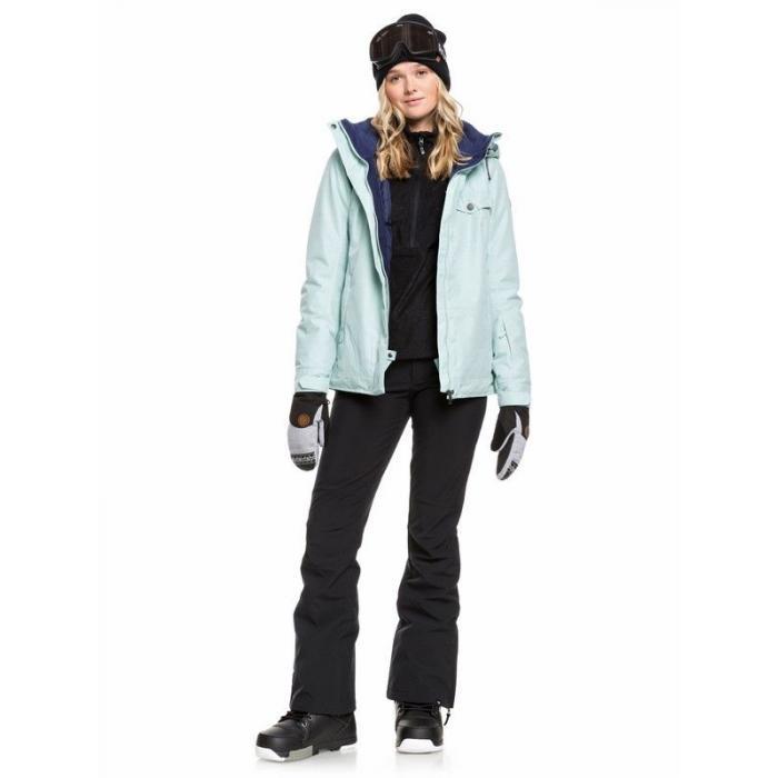 Snowboardové kalhoty Roxy CREEK PT TRUE BLACK