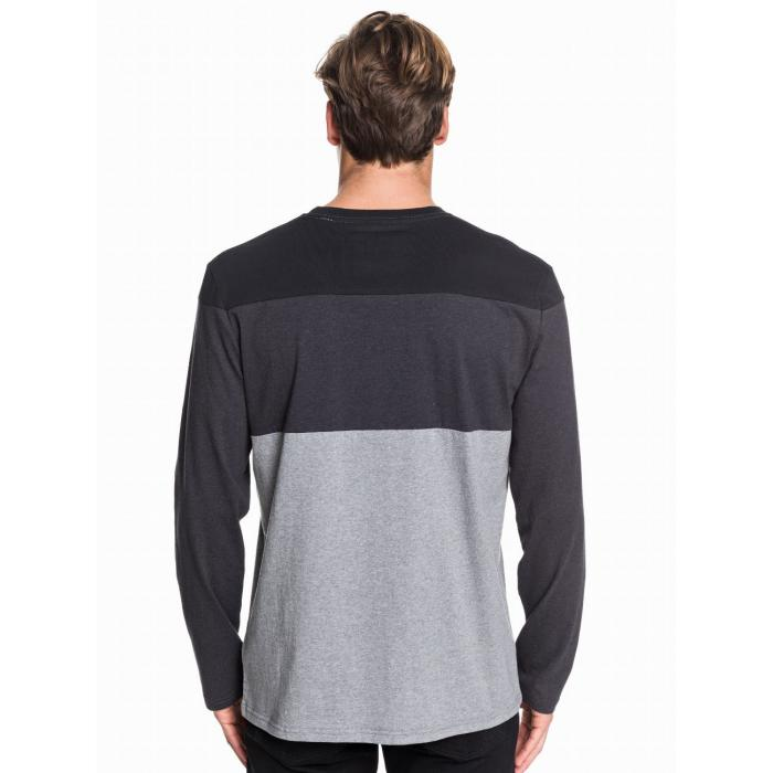 Tričko Quiksilver QUIVER WATER SS TEE BLACK