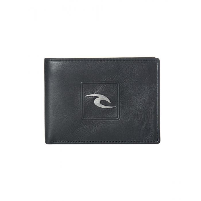 Peněženka Rip Curl RIDER RFID ALL DAY  BLACK