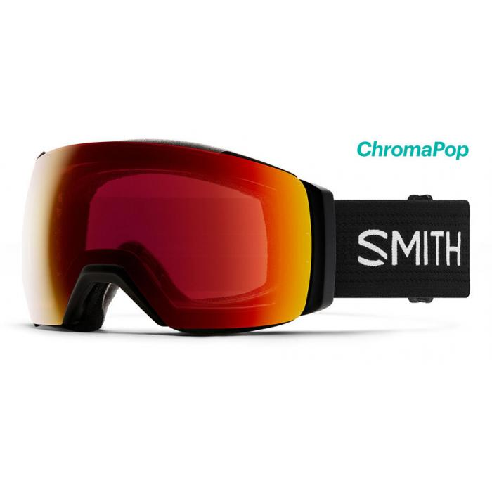 Lyžařské brýle Smith IO MAG XL       BLACK CP SN RED MIR