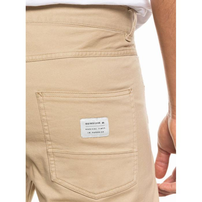 Kalhoty Quiksilver KRANDY 5 POCKET PLAGE