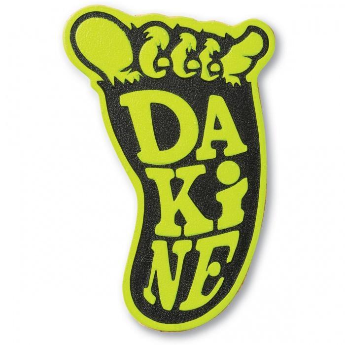 Grip Dakine SHAKASQUATCH STOMP BLK/CITRON