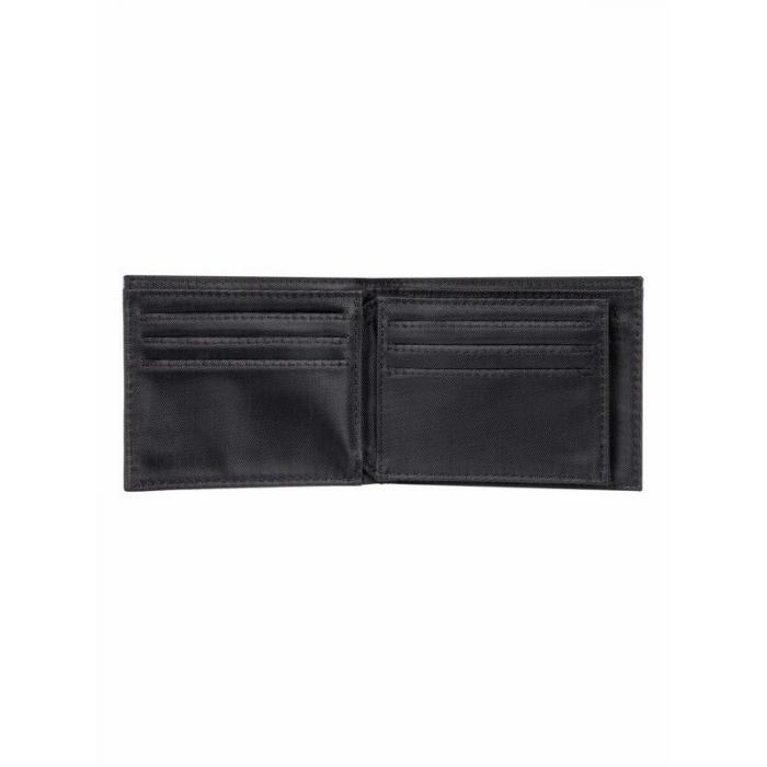 Peněženka Quiksilver FRESHNESS PLUS 4 BLACK BLACK