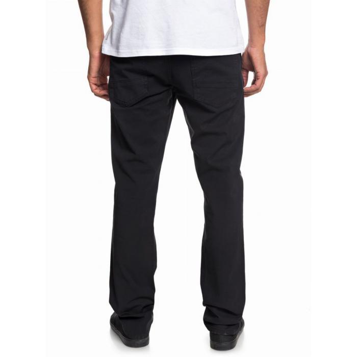 Kalhoty Quiksilver KRANDY 5 POCKET BLACK