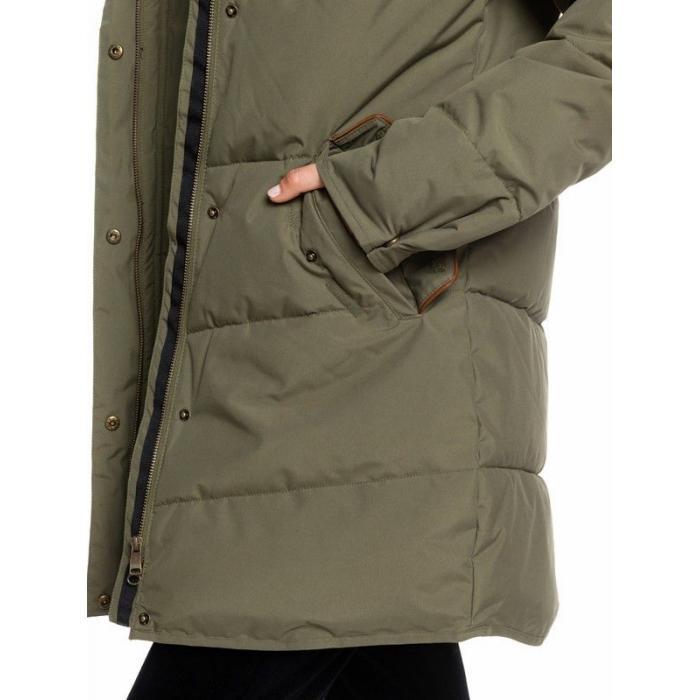 Kabát Roxy ELLIE JK IVY GREEN