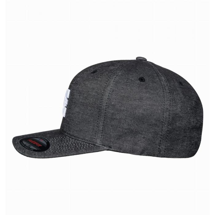 Kšiltovka DC CAPSTAR TX BLACK