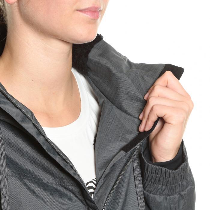 Kabát Funstorm Rigney zimní dark grey