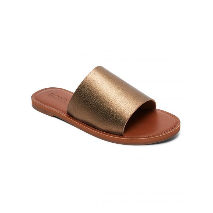 Pantofle Roxy KAIA BRONZE