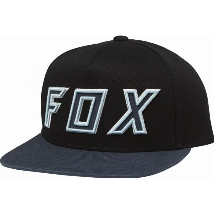 Kšiltovka Fox Youth Posessed Snapback Black