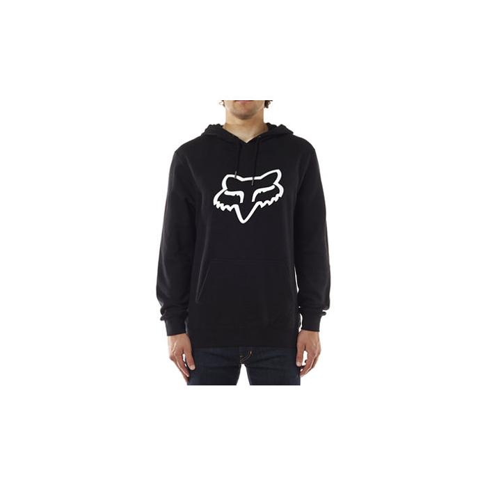 Mikina Fox Legacy foxhead Po fleece black