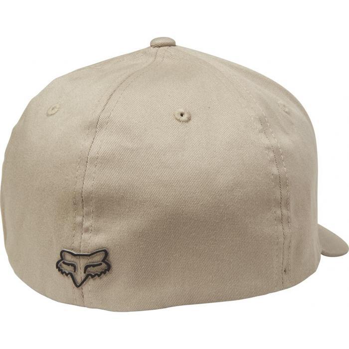 Kšiltovka Fox Boxer Flexfit Hat Sand