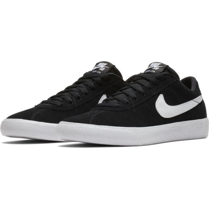 Boty Nike SB WMNS SB BRUIN LOW black/white-white