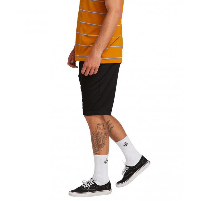 Kraťasy Volcom Frickin Modern Stretch Short Black