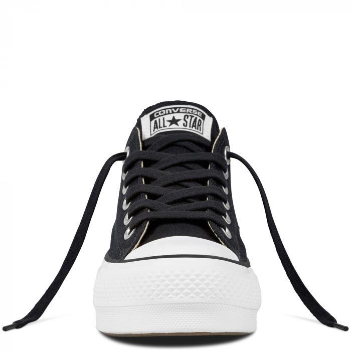 Boty Converse Chuck Taylor All Star Lift Black/White/White