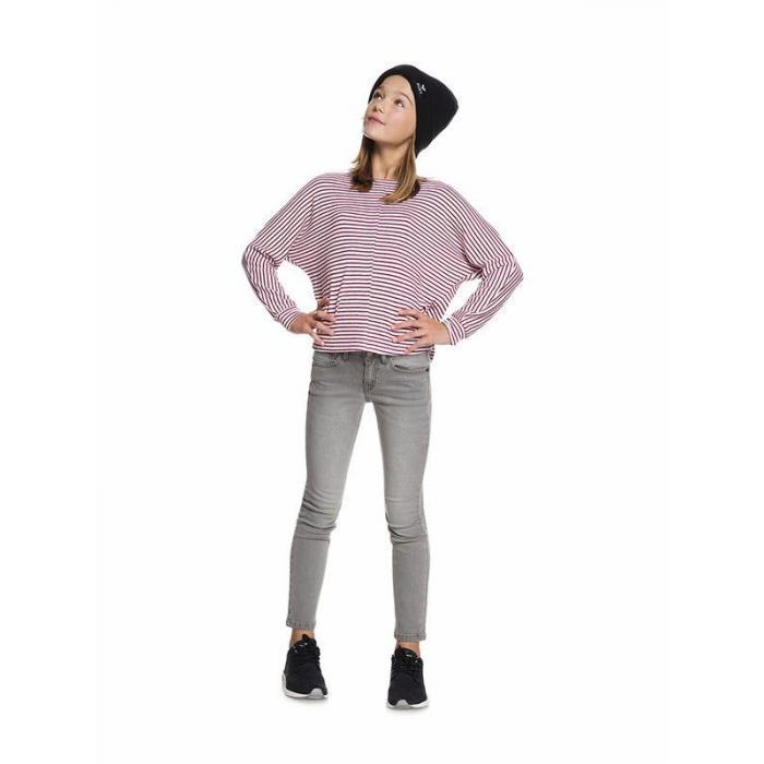 Kalhoty Roxy SPRING MOOD LIGHT GREY
