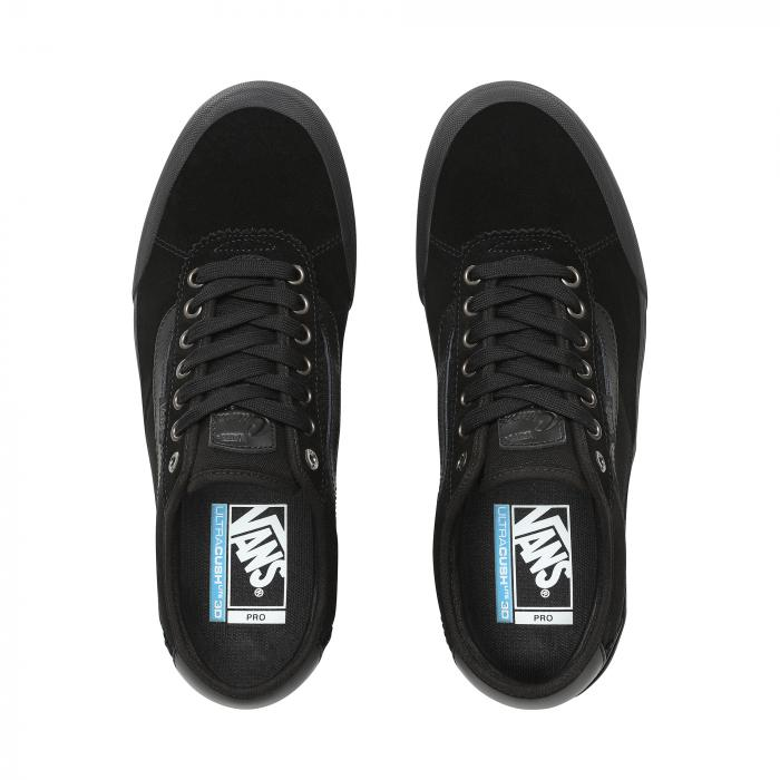Boty Vans Chima Pro 2 SUEDE BLACKOUT