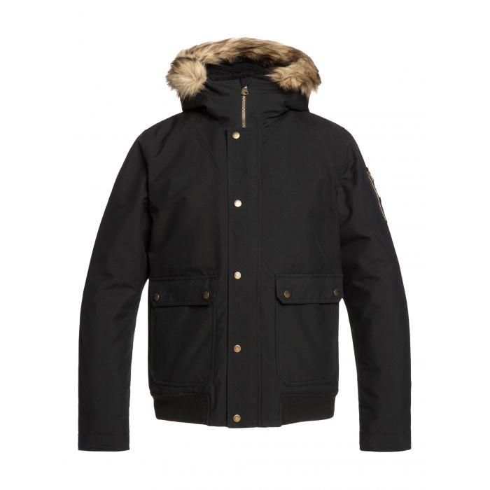 Zimní bunda Quiksilver ARRIS JK BLACK