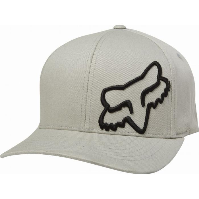 Kšiltovka Fox Flex 45 Flexfit Hat Steel Grey