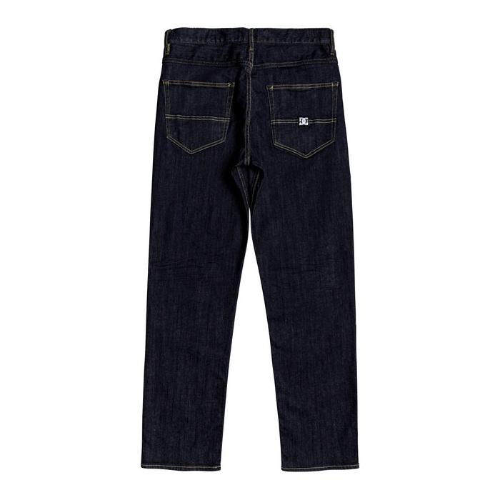 Rifle DC WORKER RELAXED INDIGO RINSE