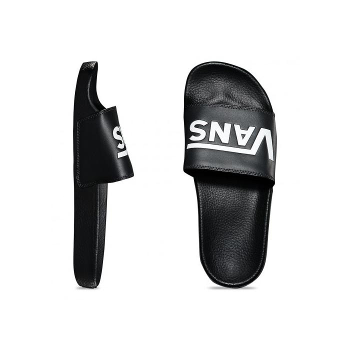 Pantofle Vans Slide-on black