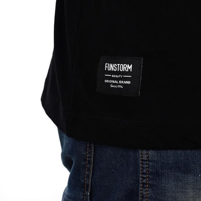 Tričko Funstorm Naylor black