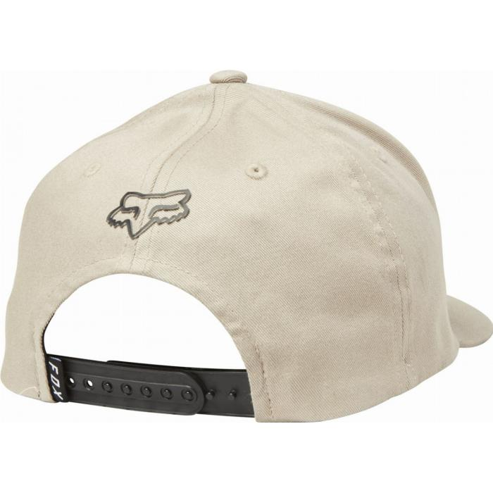 Kšiltovka Fox Backslash Snapback Hat Sand