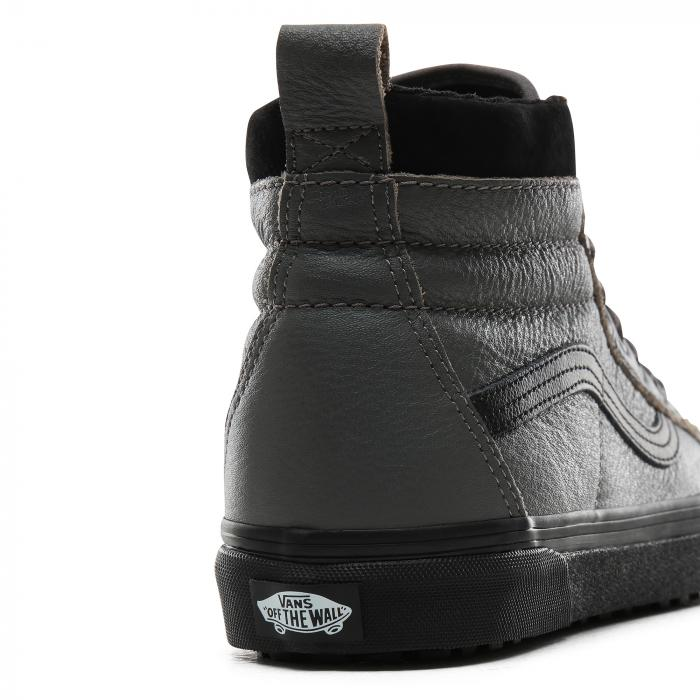 Boty Vans SK8-Hi MTE LEATHER/PEWTER