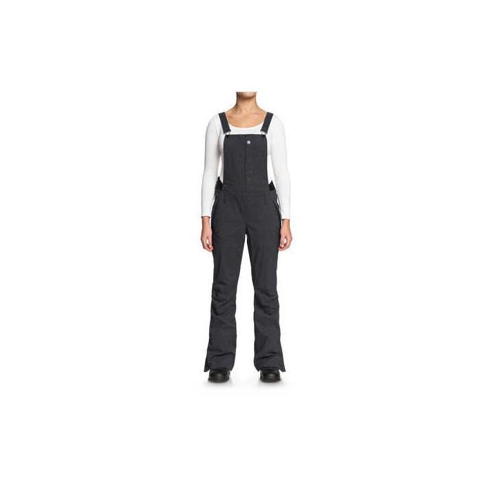 Snowboardové kalhoty Roxy TORAH BRIGHT VITALY BIB  TRUE BLACK