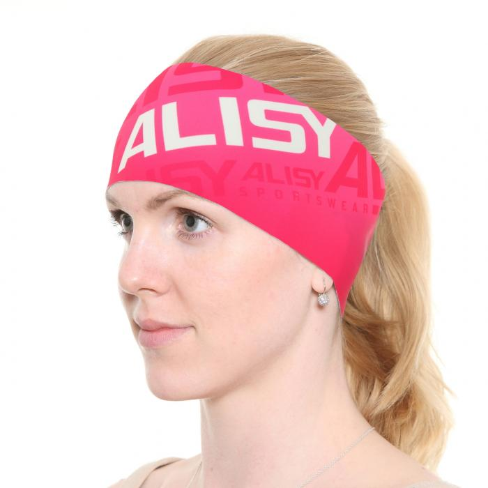 Čelenka Alisy Alleasy pink