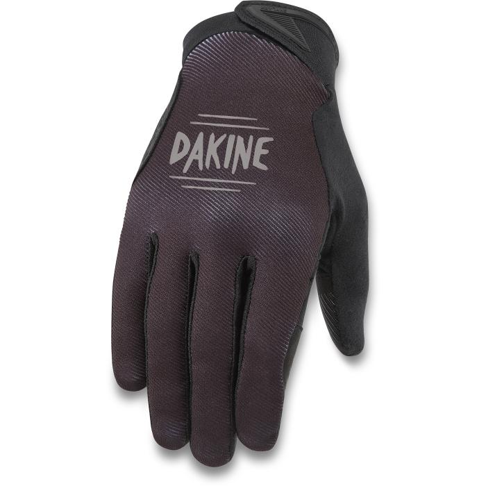 Cyklistické rukavice Dakine SYNCLINE GLOVE BLACK