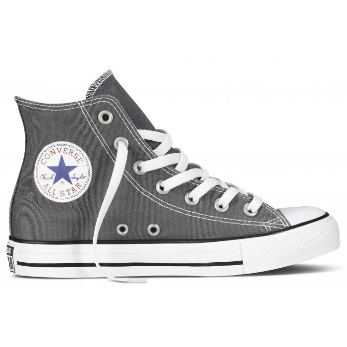 Boty Converse Chuck taylor All star charcoal high