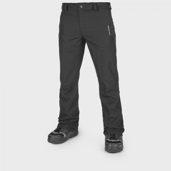 Snowboardové kalhoty Volcom Klocker Tight Pant Black