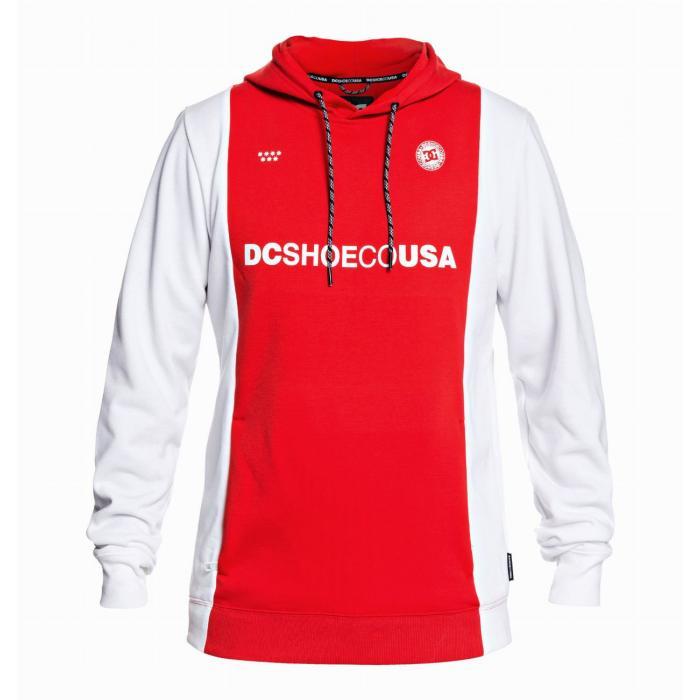 Mikina DC SNOWSTAR FC RACING RED