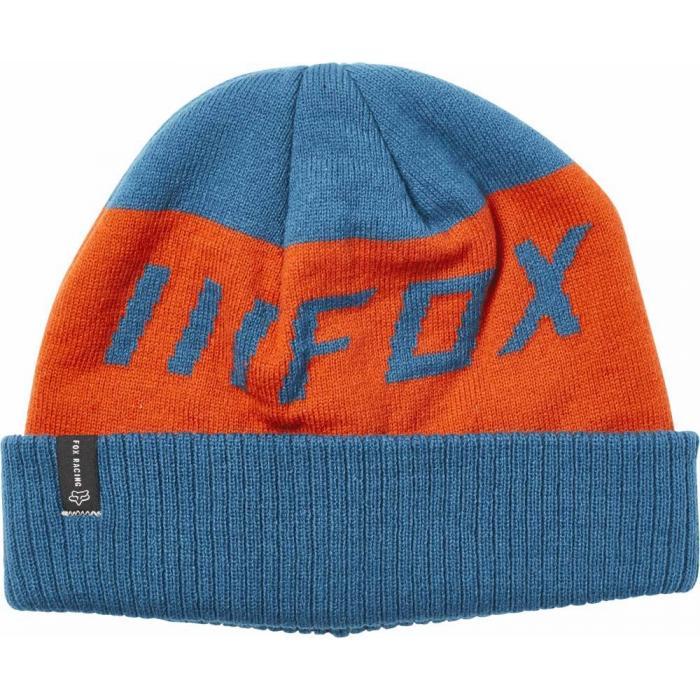 Čepice Fox Down Shift Beanie Midnight Blue