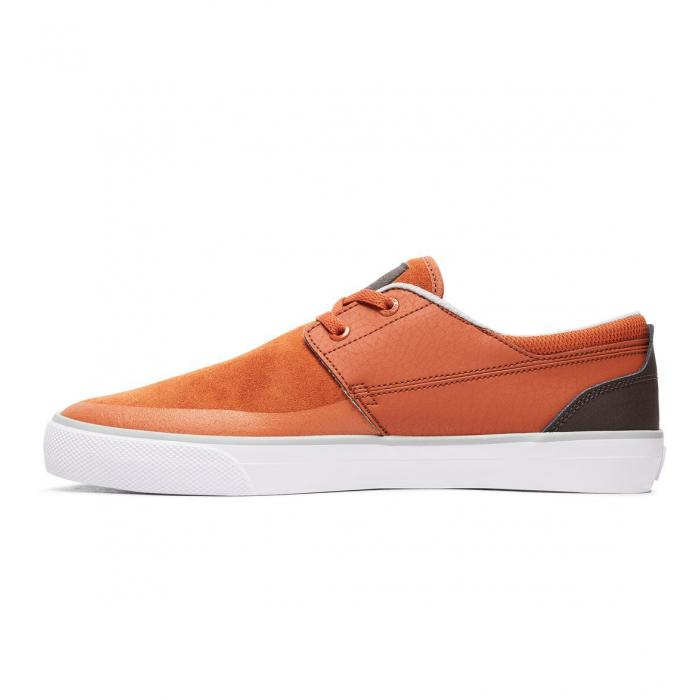 Boty DC WES KREMER 2 S BROWN/BROWN/GREEN