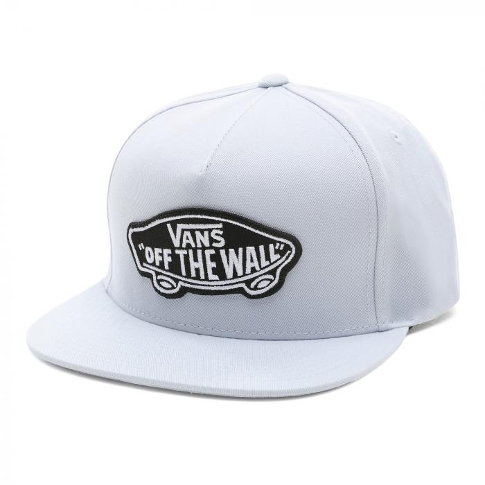 Kšiltovka Vans CLASSIC PATCH SNAPBACK Heather