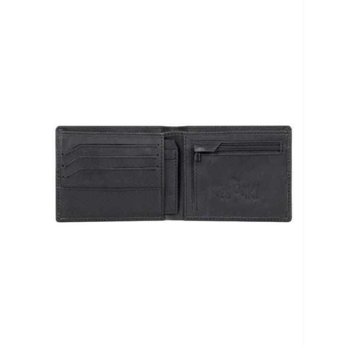Peněženka Quiksilver DESERTRUKER BLACK