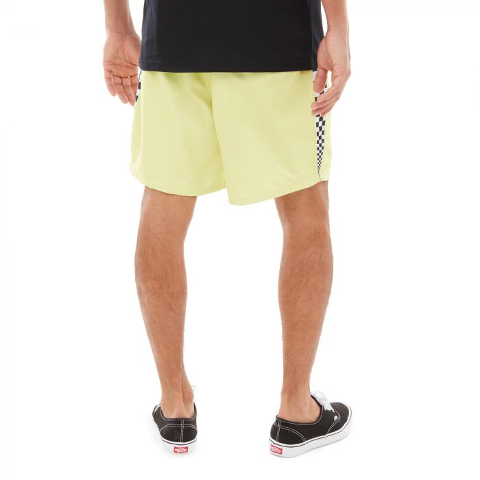 Koupací šortky Vans V PANEL VOLLEY SUNNY LIME