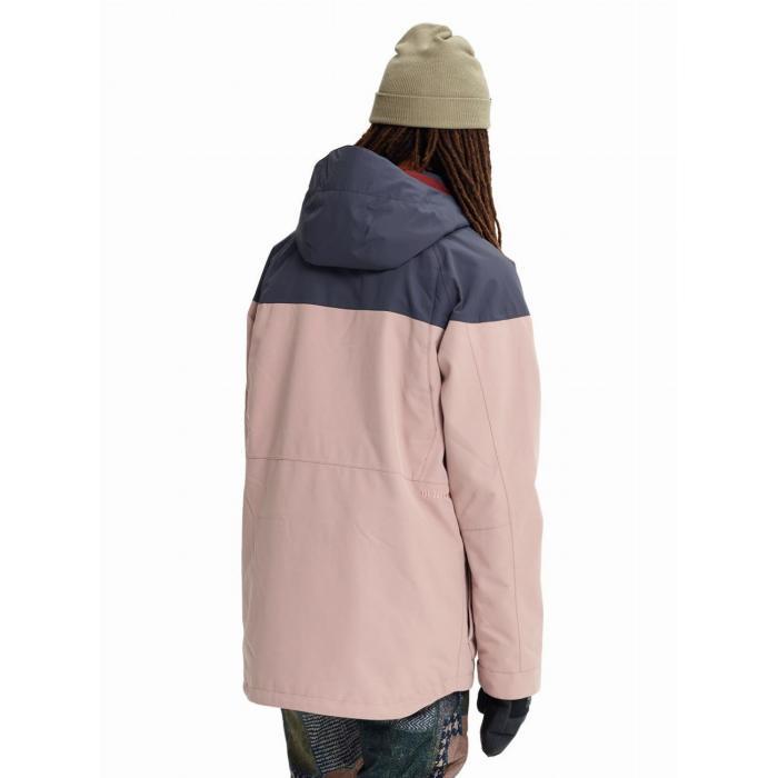 Zimní bunda Burton BREACH JK FAWN/TRCDRO