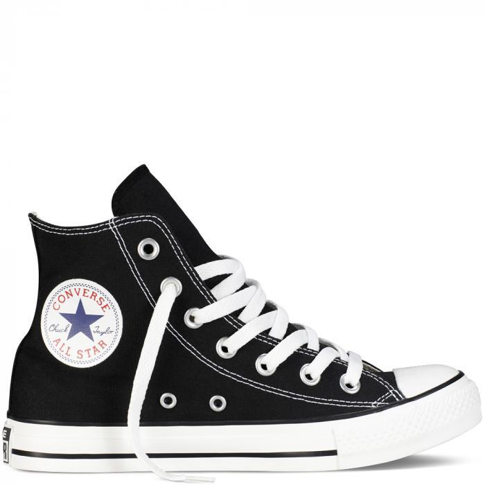 Boty Converse Chuck taylor All star black