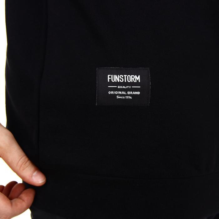 Mikina Funstorm Buren black