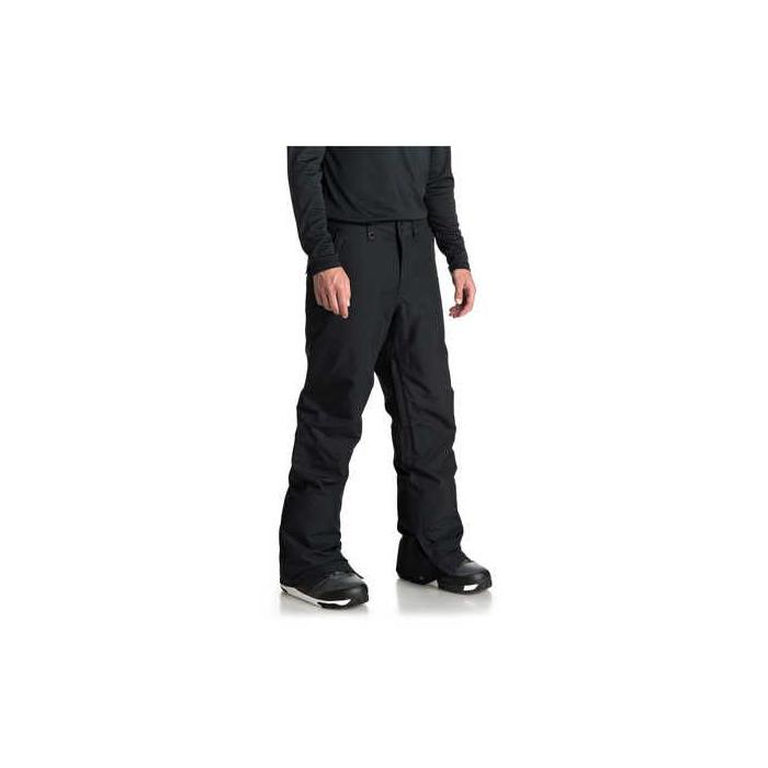 Snowboardové kalhoty Quiksilver ESTATE PANT BLACK