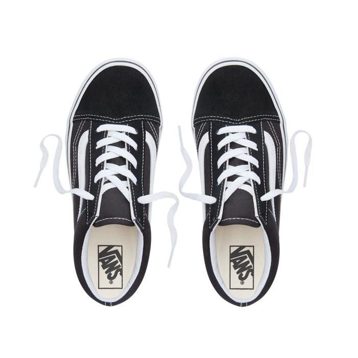 Boty Vans Old Skool Black/True White