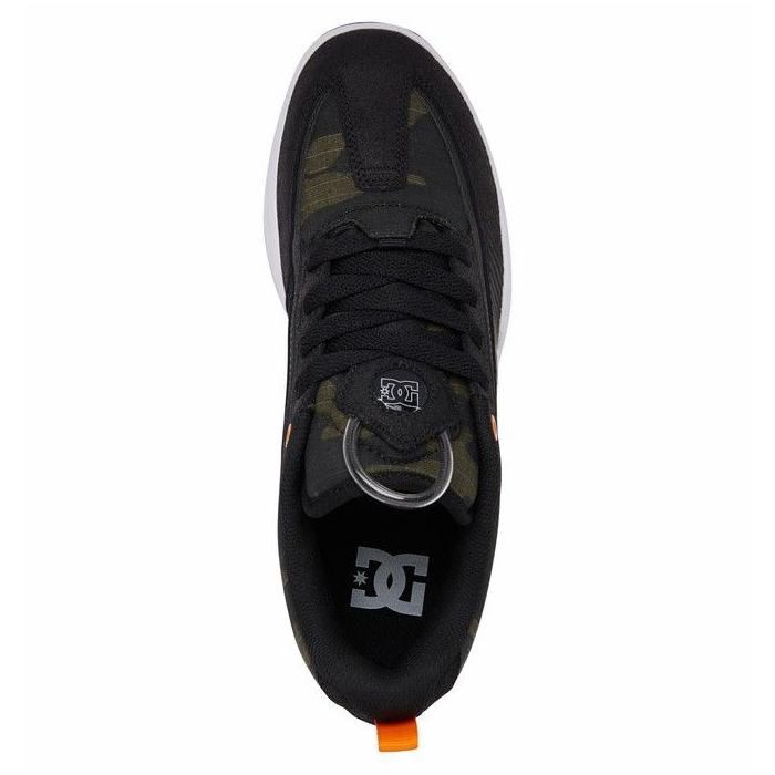 Boty DC LEGACY 98 SLIM SE BLACK/BLACK/ORANGE
